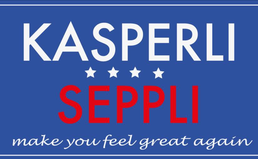 Kasperli for President