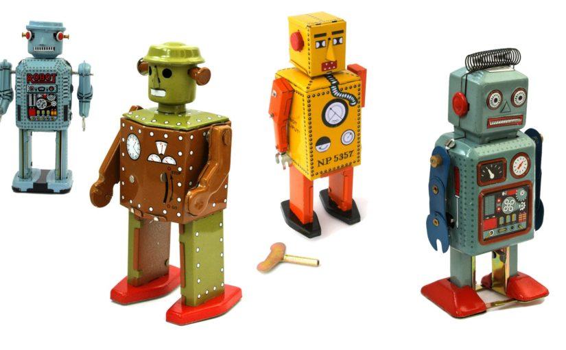 Ro-Ro-Roboter